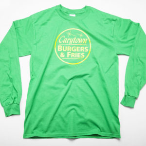 Long Sleeve T-Shirt (Green)