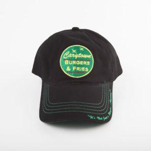 Ball Cap (Black)