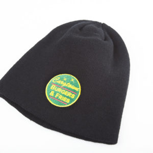 Beanie / Winter Hat (Black)