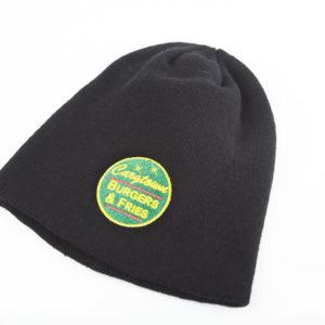 Beanie / Winter Hat (Black)