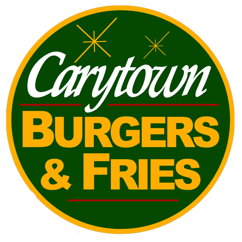 The Carytown Burgers & Fries Burger Bulletin Board