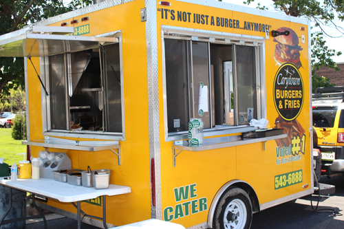 Catering Carytown Burgers Fries Richmond Virginia