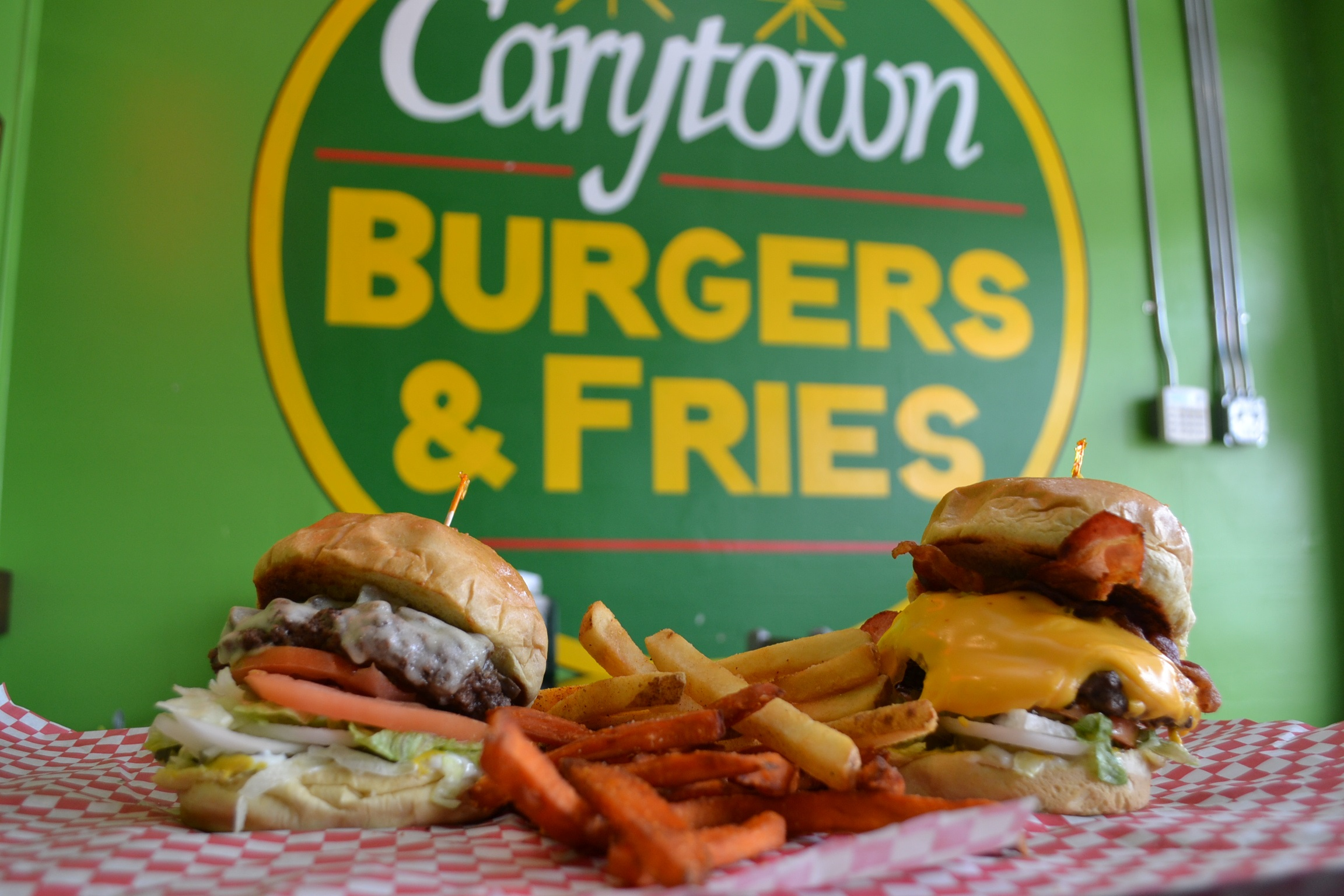 Carytown Burgers & Fries | Burger Restaurants in Richmond, VA